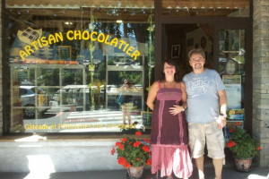 alt=French Conversation with Local Chocolatier