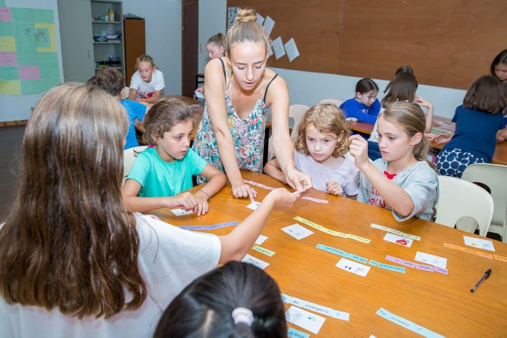 French Language Holidays for Families