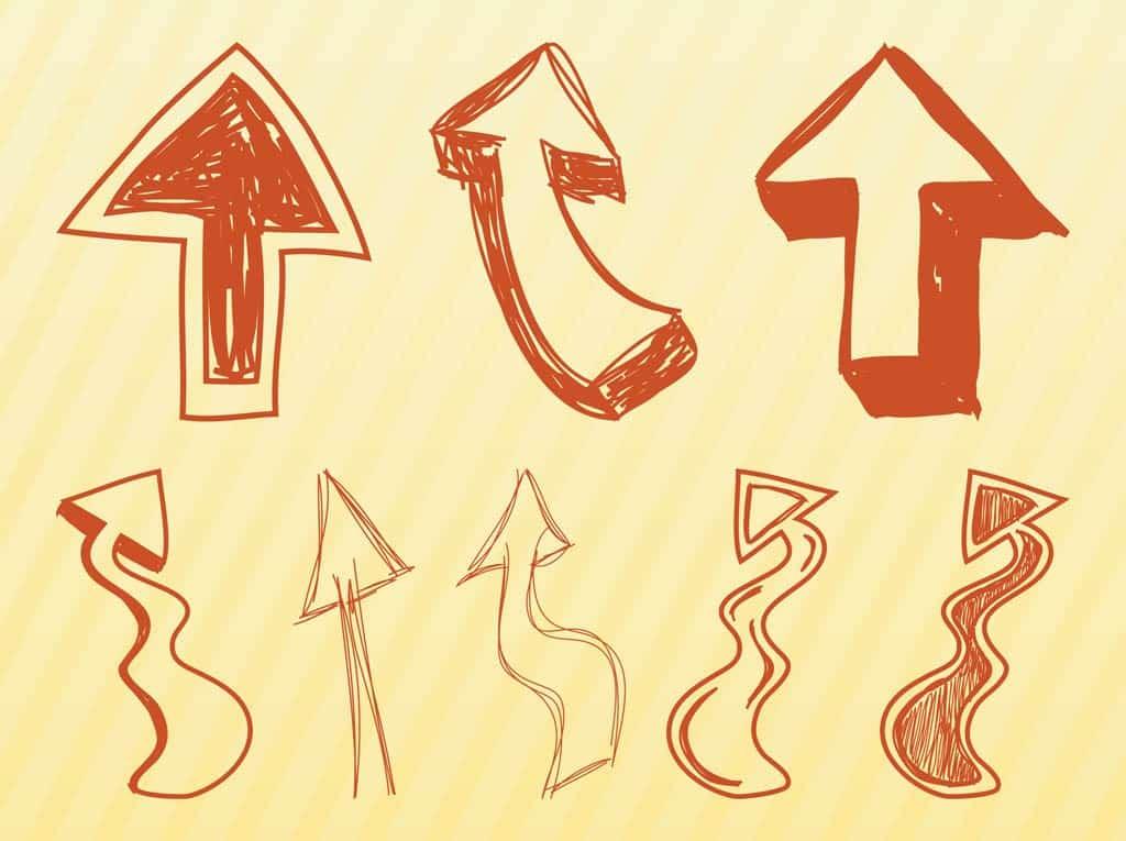 Arrows-Doodles