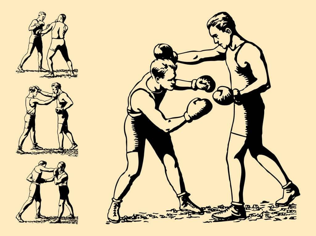 Retro-Boxing-Graphics