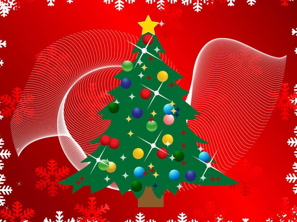 Christmas-Vector-Backdrop