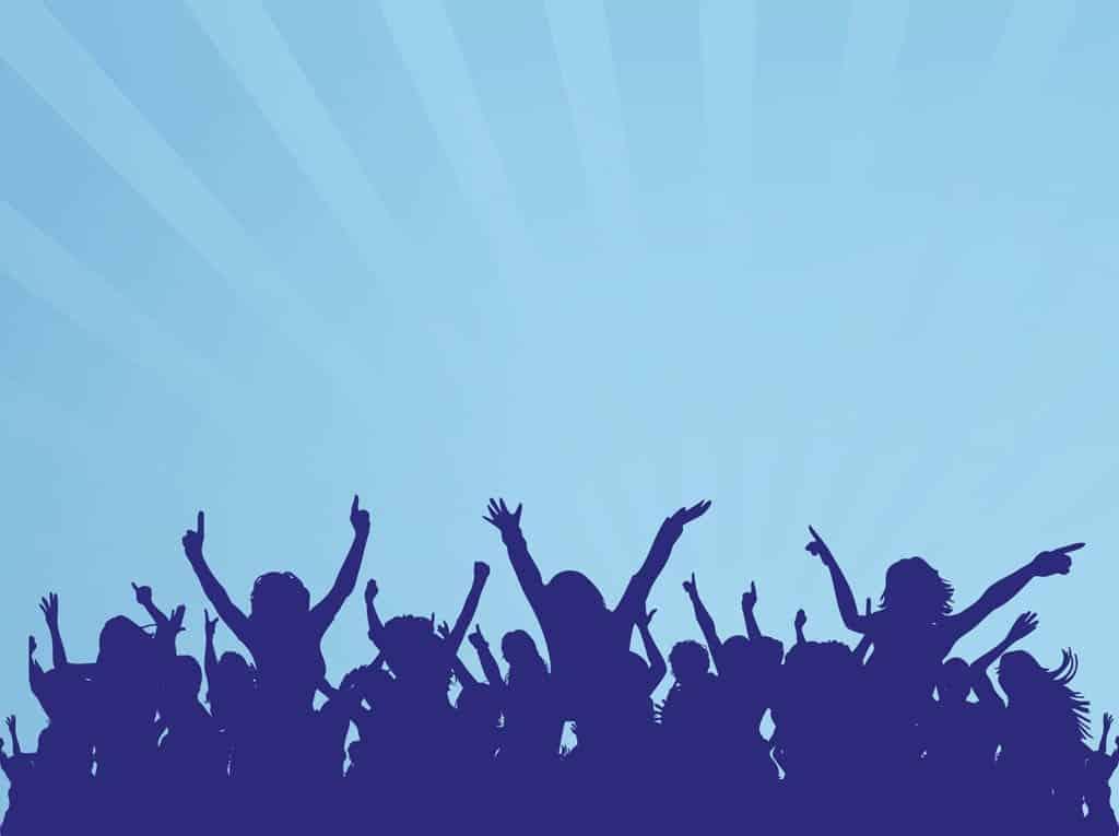 Dancing-Crowd