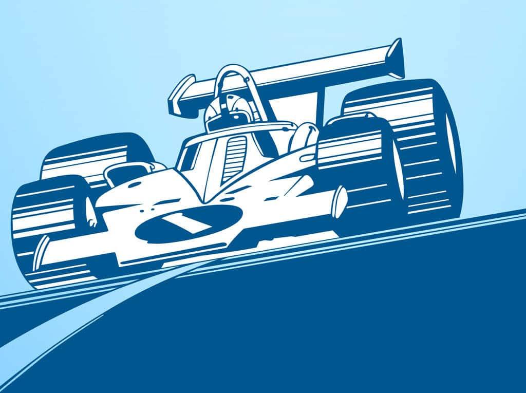 Car-Race-Vector