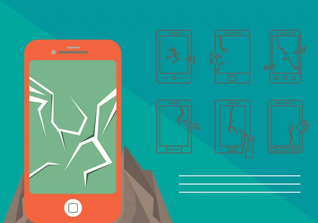 Free-Cracked-Phone-Screen-Vector