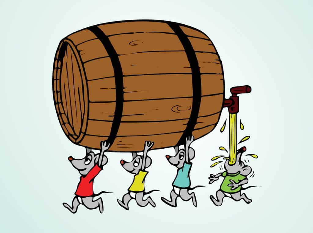 Mice-With-Barrel