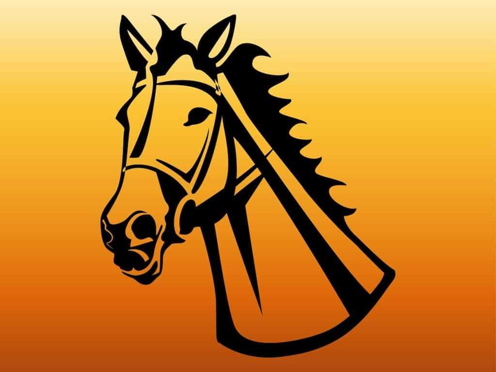 Horse-Head-Vector