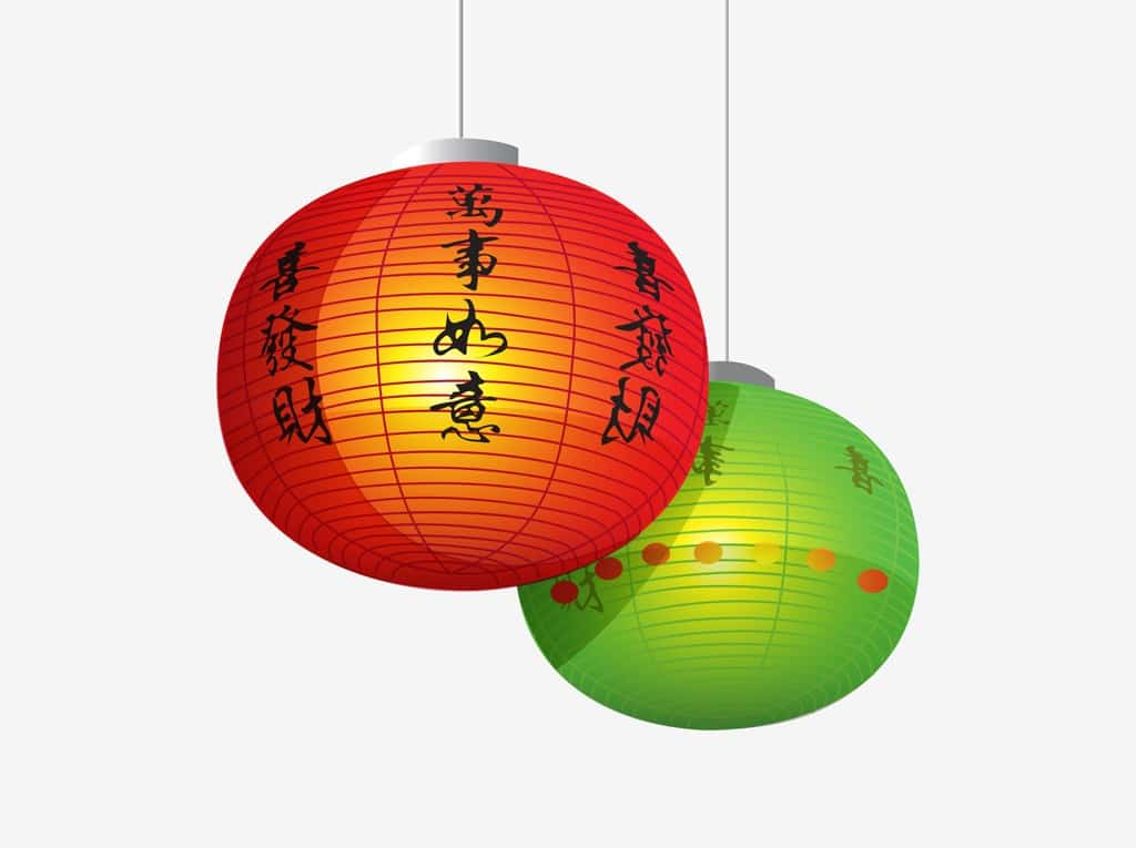 Chinese-Lanterns-Vector