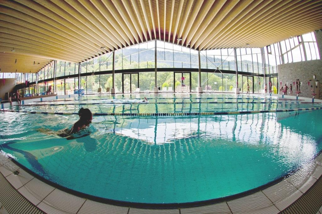 Morzine Indoor Pool