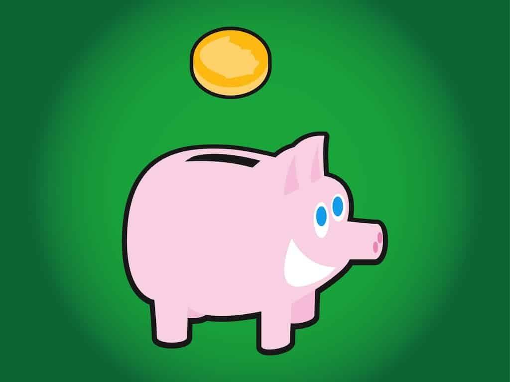 Piggy-Bank-Vector