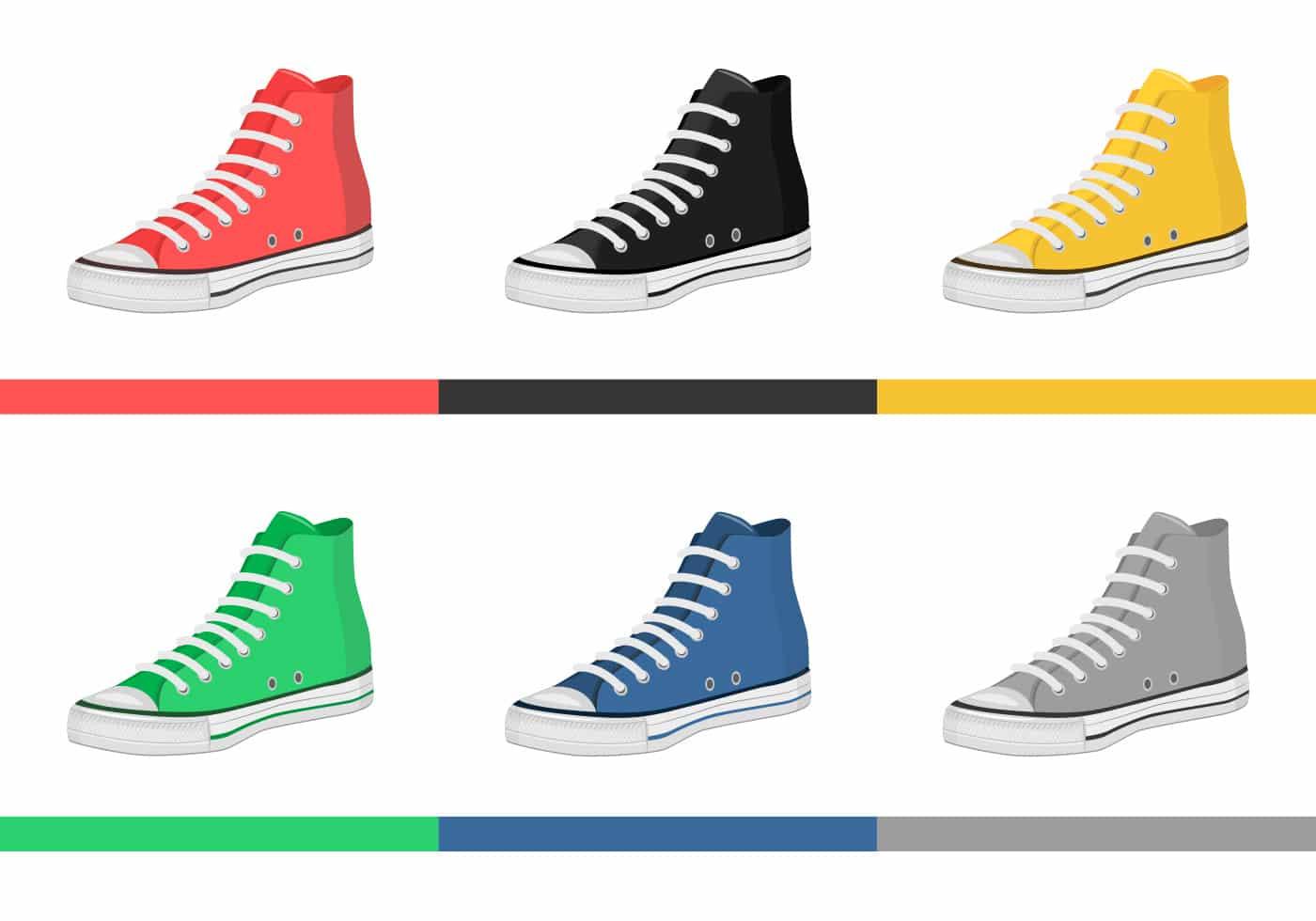 Vans Colorful Cat Shoes