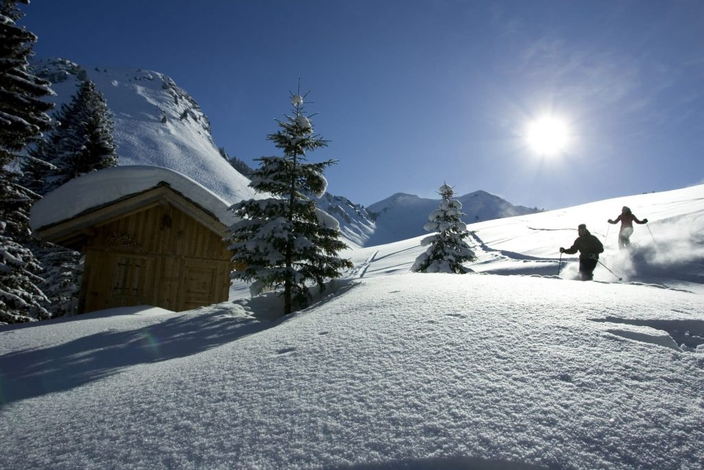 Learn French and Skiing in Morzine