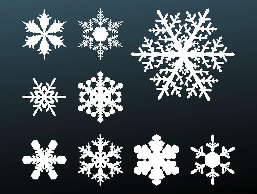 Snowflakes-Footage