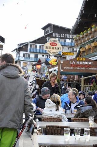 Nightlife In Morzine From Apr 232 S Ski To After Dark
