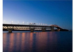auckland-bridge-vector