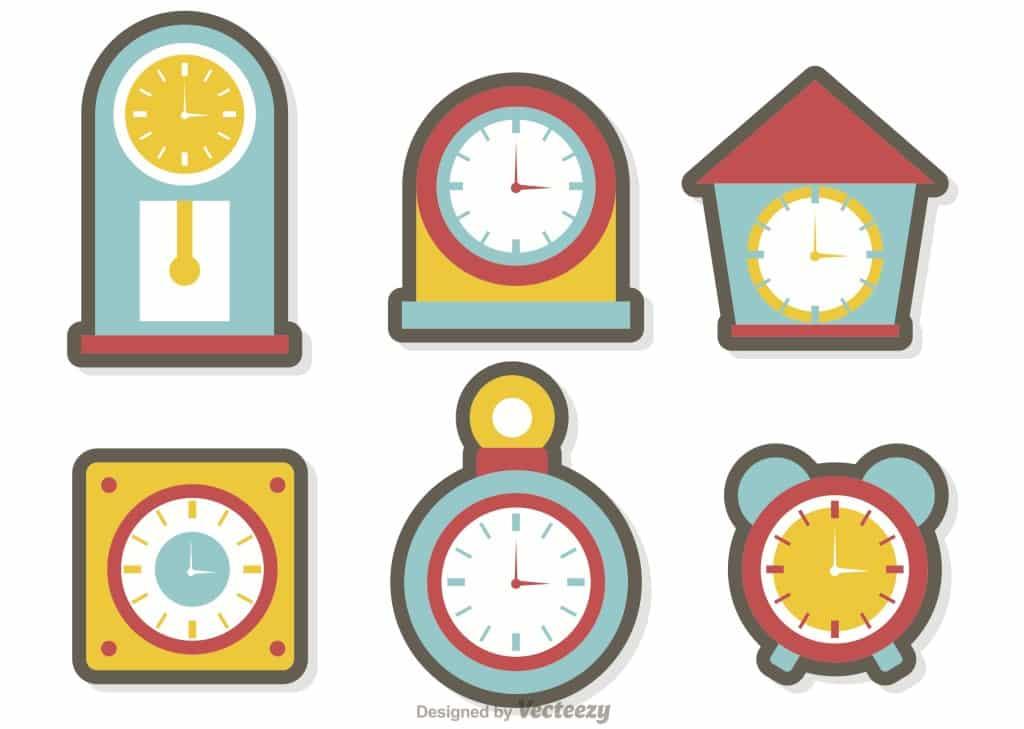 clock heure d'hiver