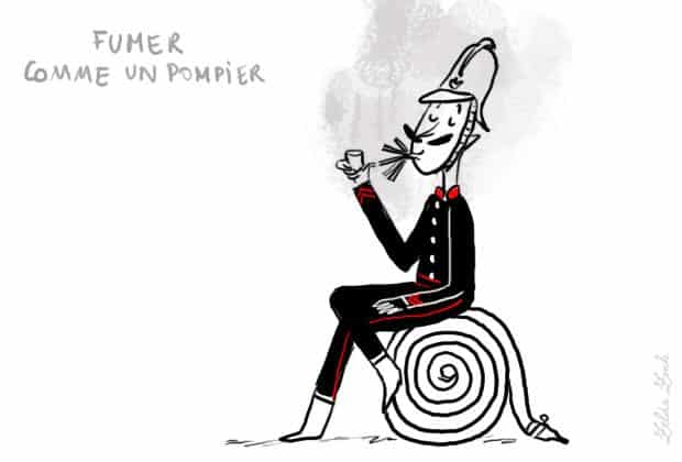 fumercommeunpompier