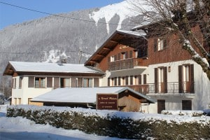 morzine in winter