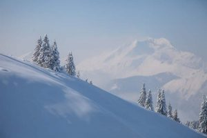 French holiday courses - skiing