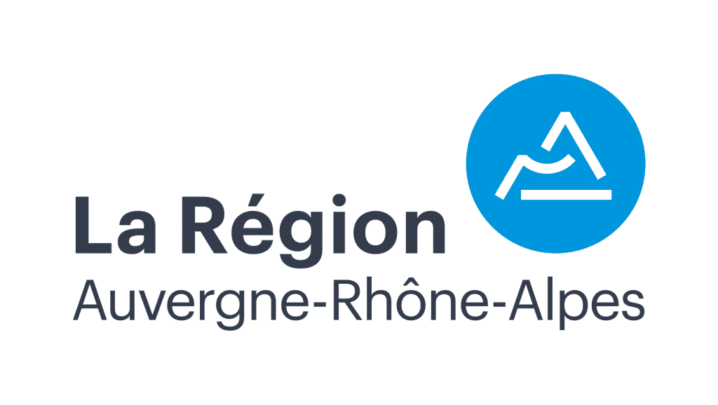 Région Auvergne Rhône-Alpes Logo