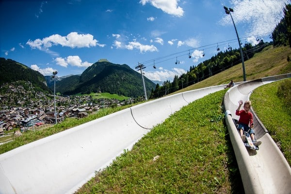 french summer camp luge