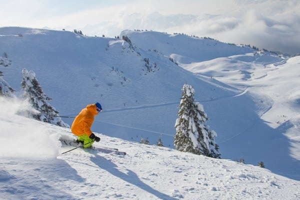Skiing and intensive French courses in France