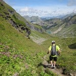 Learn French and hiking in the French Alps