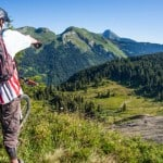 French holiday courses - Mountain biking