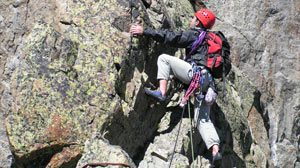 Learn climbing and French