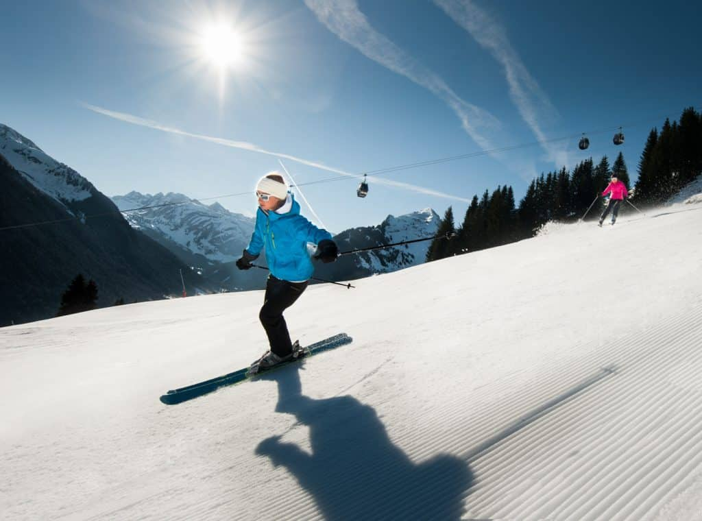 French Course and Skiing in the French Alps