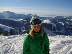 Learn French and snowboard in Avoriaz
