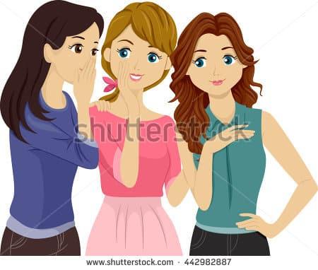 stock-vector-illustration-of-teenage-girls-gossiping-442982887
