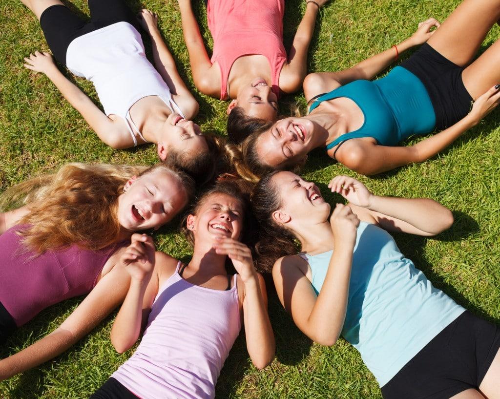 teens circle