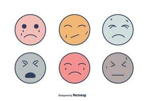 vector-smiley-affliction-faces